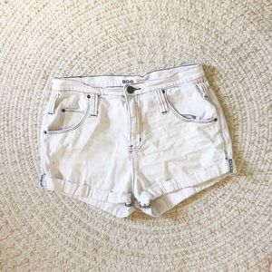 URBAN OUTFITTERS BDG ROLL UP SHORTS
